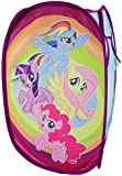 My Little Pony Girls Pop-Up Storage Bin Kids Bedroom Clothes Washing Laundry Basket