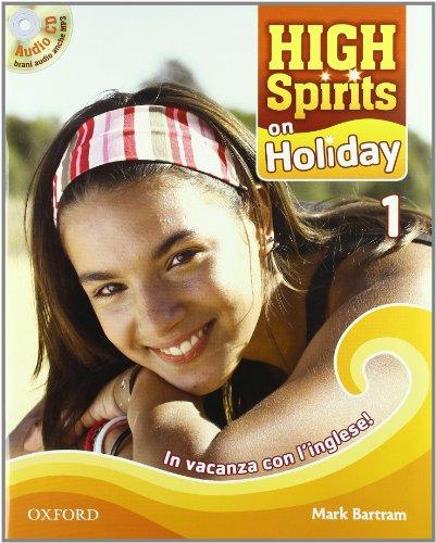 High spirits. Student's book-Workbook-Extrabook. Per la Scuola media.  Con espansione online: High spirits. Student's book-Workbook-Extrabook. Per la Scuola media.  Con espansione online: 1