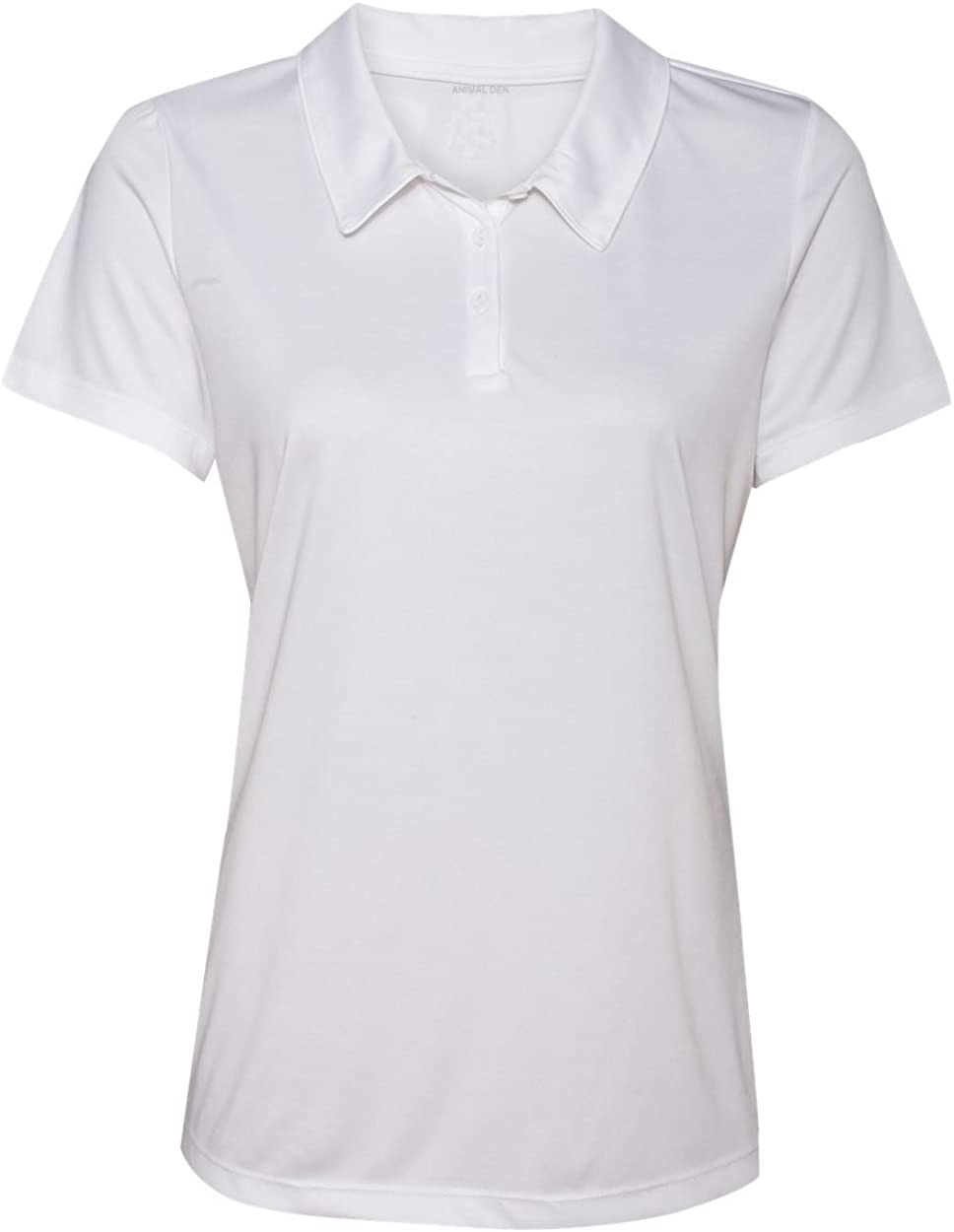 Women's Dry-Fit Golf Polo Shirts 3-Button Golf Polo's in 20 Colors XS-3XL Shirt