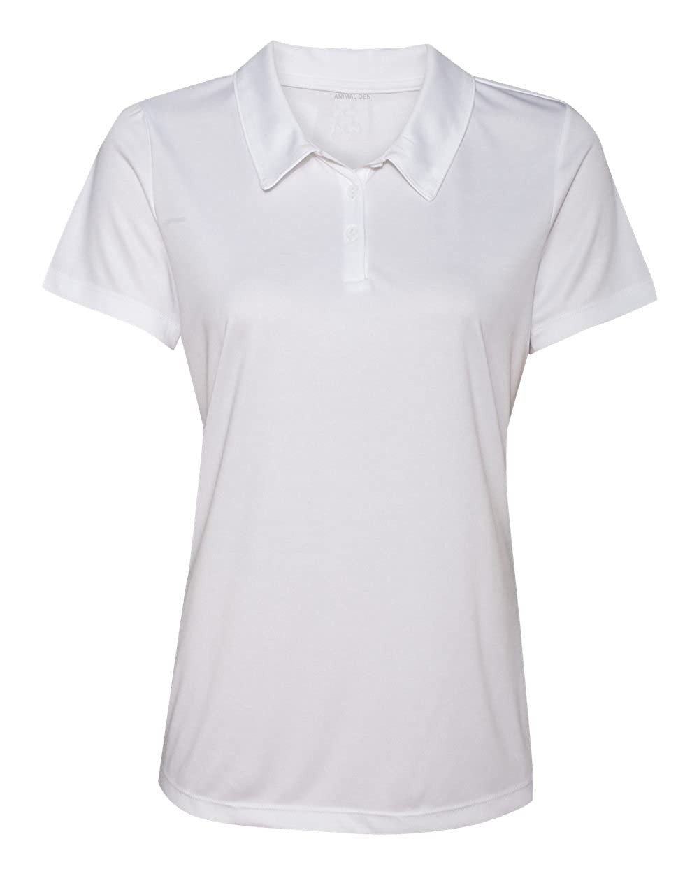 a9575613 Ladies' Performance 3-Button Golf Polo in 20 Colors - Sizes XS-3XL .  Dry-wicking 100% polyester interlock . The durable Silky Touch Performance  Polo wicks ...