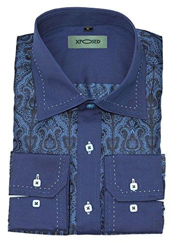 italian style dress shirt - 7