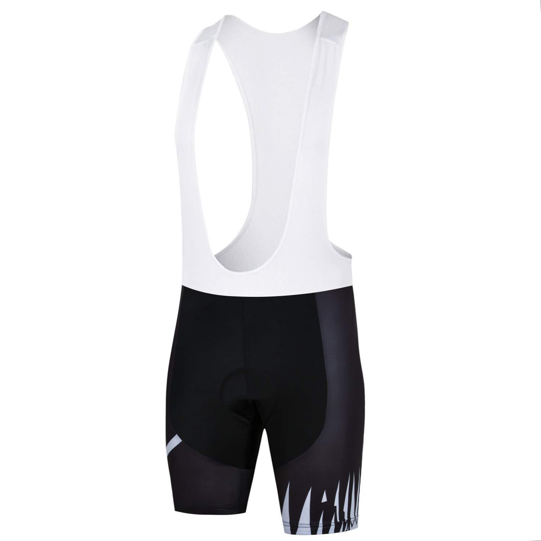 JPOJPO Cycling Shorts Men, Men's MTB Bike Shorts with Paded Biking Tights by JPOJPO