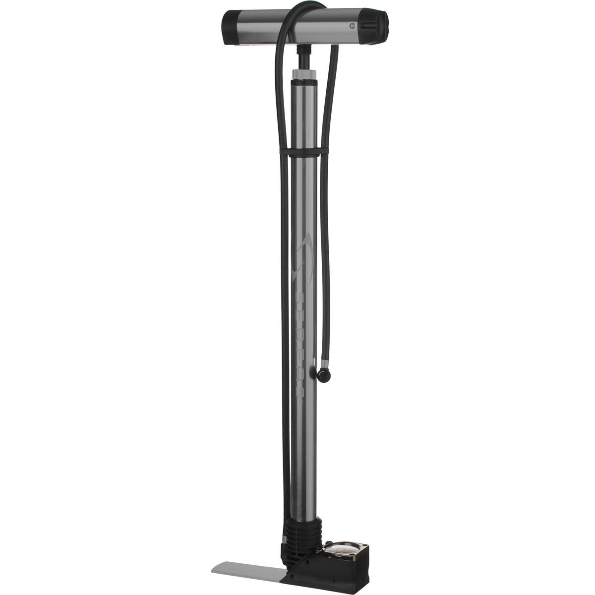 Perfect Amazon.com : Serfas FPT 100 Folding Floor Pump One Size : Sports U0026 Outdoors