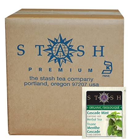 Stash Organic Peppermint Tea