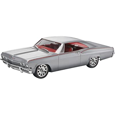 Revell '65 Chevy Impala Plastic Model Kit: Toys & Games