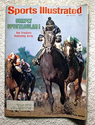 Spectacular Bid - Kentucky Derby - Sports Illustrated - May 14, 1979 -Horse Racing - SI