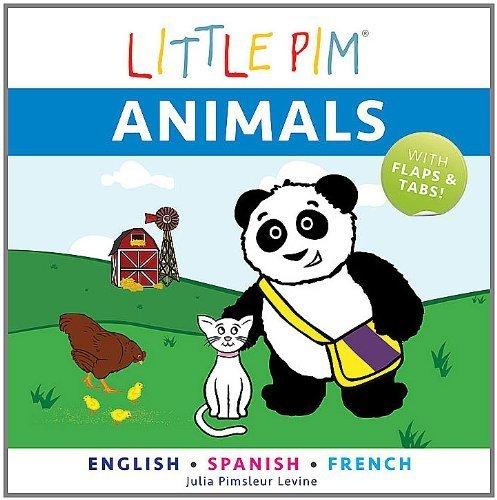 Little Pim Animals Pimsleur 2012 04 01