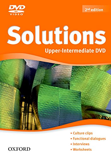 Solutions 2nd Edition Upper Intermediate [VHS]