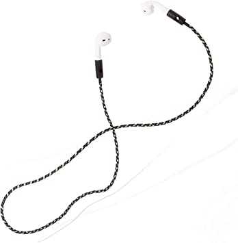 Knok Airpods Strap Holder Compatible With Apple Airpods 1 Airpods 2 Airpods Pro Airpods Band Airpods Holder Ring Magnetic Band In Camo Green Bürobedarf Schreibwaren