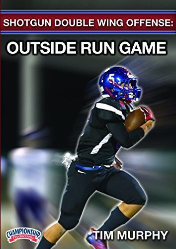 - Tim Murphy: Shotgun Double Wing Offense: Outside Run Game (DVD) by Tim Murphy
