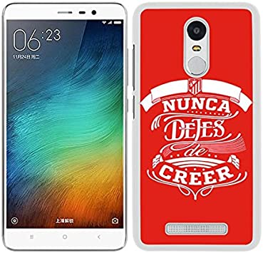 Funda carcasa para Xiaomi Redmi Note 3 Pro diseño Atlético de ...