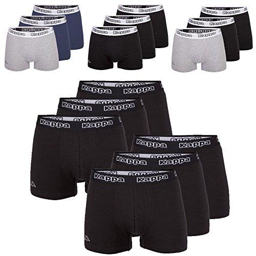 Kappa Nazario 3Retro Pant Men Confezione da Underwear