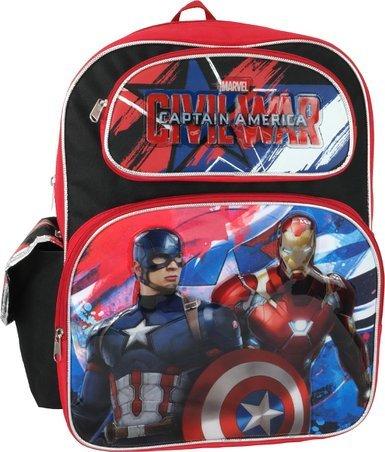 MarvelキャプテンアメリカCivil War 16