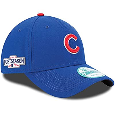 Chicago Cubs New Era 2016 Postseason Side Patch 9FORTY Adjustable Hat - Royal