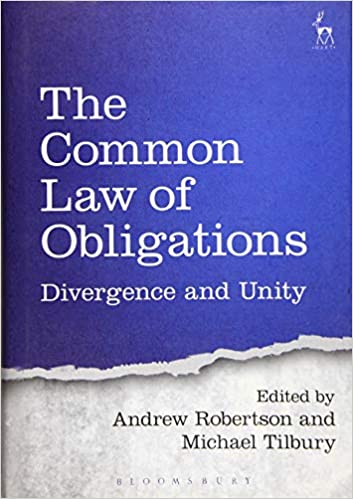 Divergence and Unity The Common Law of Obligations