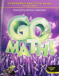 Image of the product Go Math! Student Practice that is listed on the catalogue brand of Brand: HOUGHTON MIFFLIN H.