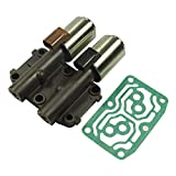 Folconroad oe# 28260-PRP-014 Transmission Dual Linear Solenoid For Honda Element CR-V Accord