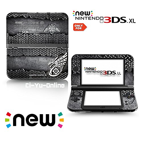 new 3ds xl monster hunter console - 6