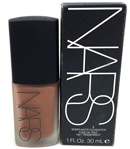 Nars/ Sheer Matte Foundation Tortuga 1.0 Oz.