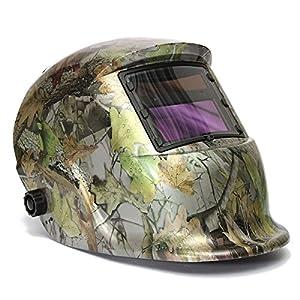 Welding Helmet,AUDEW Solar Auto Darkening Welding Helmet Arc Tig Mig Mask Grinding from AUDEW