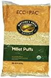 Nature's Path Organic Cereal,  Millet Puffs, 6 Ounce Bag (Pack of 12)