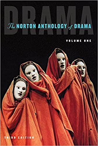 Amazon the norton anthology of drama third edition vol 1 the norton anthology of drama third edition vol 1 3rd edition fandeluxe Images