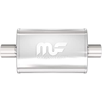 Magnaflow 11216 Satin Stainless Steel 2 5