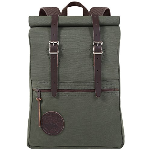 Duluth Pack Scout Rolltop Pack (Olive Drab) by Duluth Pack