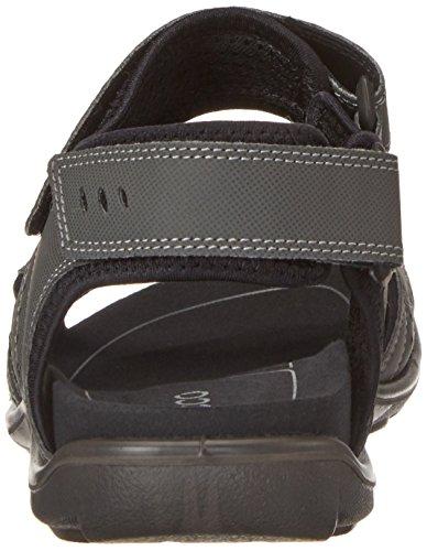 Extérieur Ecco Ombre Terrain Noir Lite Multisport Chaussures Hommes 602dark Gris Synthétique RqPaw5xX