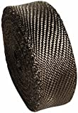 "Heatshield Products 372400 4"" Wide x 100' Lava Header and Exhaust Insulating Heat Wrap Roll"