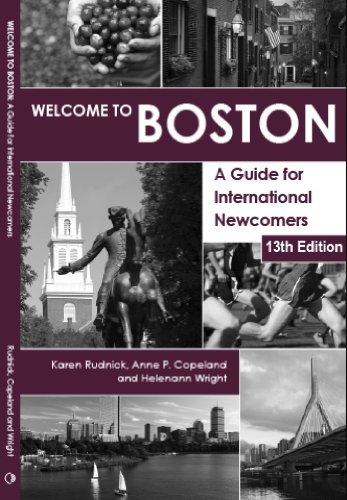 Welcome to Boston, A Guide for International Newcomers