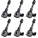 05 altima ignition coil - Ignition Coils Packs for Nissan Infiniti Compatible with UF349 C1406 C1736 5C1403 IC479 (Pack of 6)