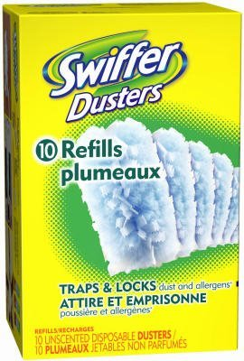 Swiffer 41767 Swiffer Duster Refills 10 Count by Proctor & Gamble