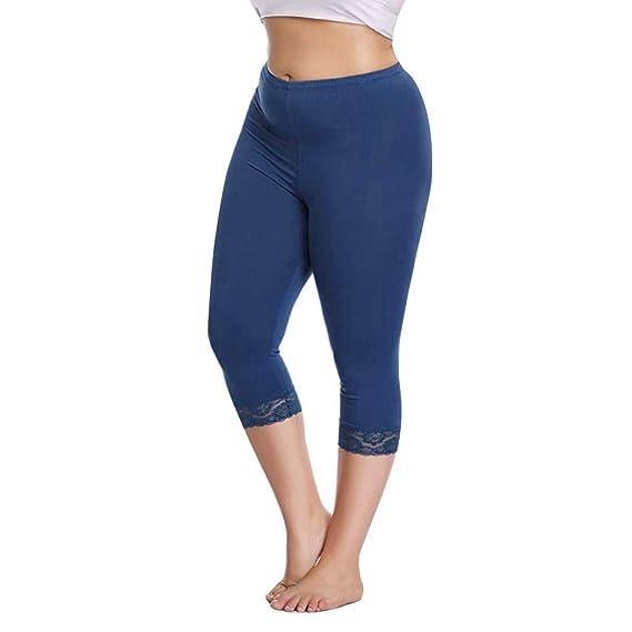 Luckycat Mujer Leggings Pantalones Mallas Mujer Fitness ...