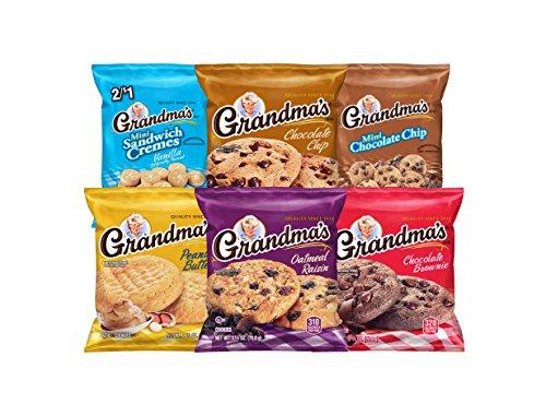 Grandma's Cookies Variety Pack