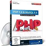 PHP 5.4 und MySQL 5.5 - Das Training für Einsteiger (Galileo Computing)