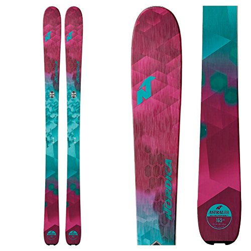 Nordica Astral 88 Womens Skis 2018 - 151cm
