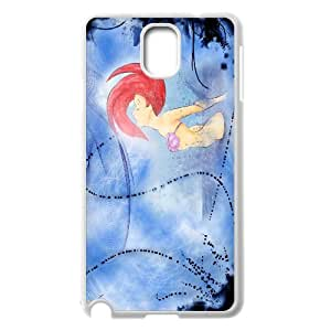 High Quality Phone Case For Samsung Galaxy NOTE3 Case Cover -The Little Mermaid - Prince Ariel-LiuWeiTing Store Case 16