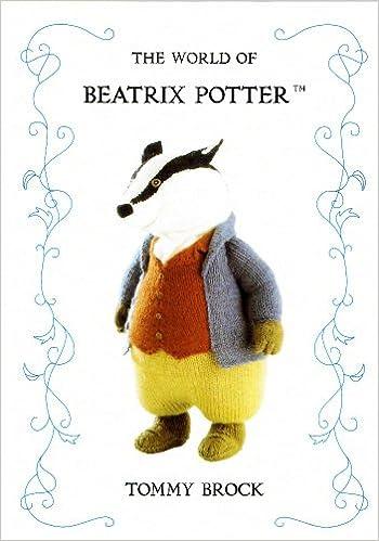The World Of Beatrix Potter Tommy Brock Knitting Pattern Amazon