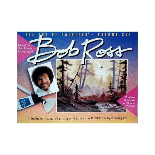 Bob Ross: Joy of Painting Volume 16