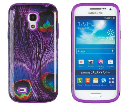 DandyCase Peacock Pattern Silicone Samsung product image