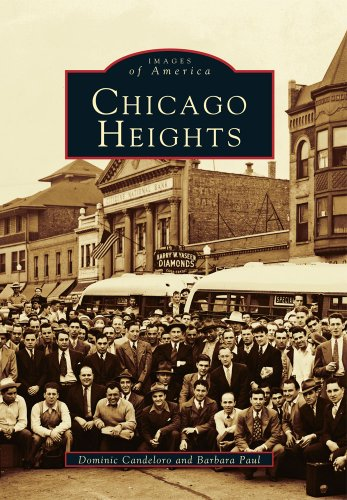 Chicago Heights (IL) (Images Of America)