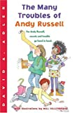 The Many Troubles of Andy Russell, David A. Adler, 0152054405