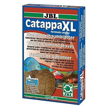 JBL Catappa XL - Hojas de almendras Tropicales (10 Unidades)