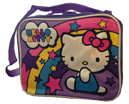 Hello Kitty Rainbow Stars Lunch Kit, Multi ()