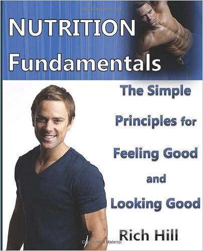 Pdf Ebook Telechargement Gratuit Nutrition Fundamentals The