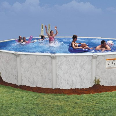 Oasis 102 Pool Package Size: 18' x 216