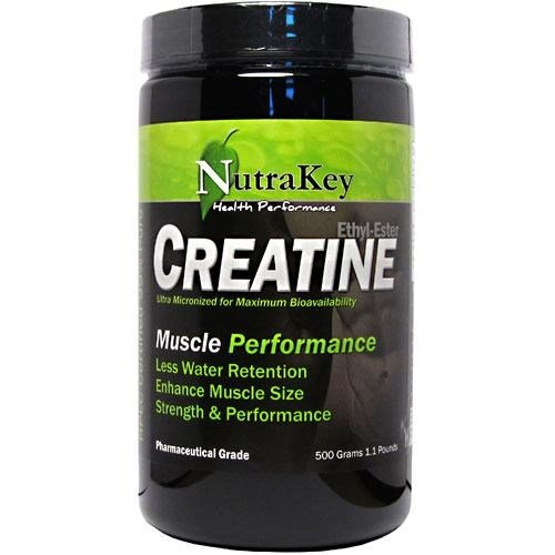 Nutrakey Creatine Ethyl Ester 500g by NUTRAKEY