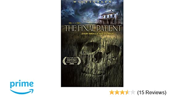 Amazon Com The Final Patient Matthew Borish Guy Boyd