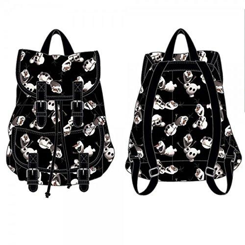 UPC 887439755585, Disney Frozen Olaf Sublimated Knapsack Backpack